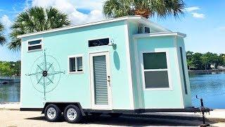 Beautiful Tiny Beach House On Wheels 4440 lbs LIGHTWEIGHT in St Petersburg, Florida