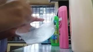 How To Make Slime Without Glue! (pls read description)