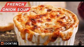 French Onion Soup | Cheesiest French Onion Soup Recipe | Best French Onion Soup