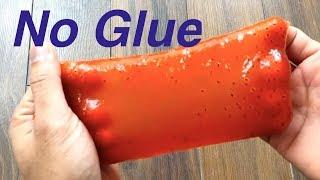 6 Amazing Slime Recipes Without Glue or Borax!! How To Make Easy Slime At Home