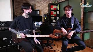 Paper Planes ซ้ำๆ  Guitar / Bass Demonstration by Chordtabs