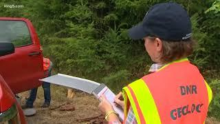Geologists tracking faults in Western Washington