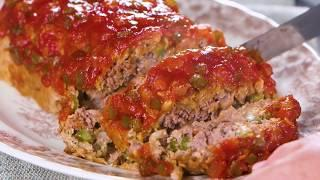 Boarding House Meatloaf | Southern Living