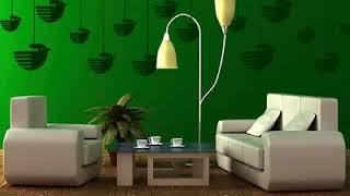 Wall painting designs pictures for living room Living room colour ideas