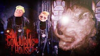 HOW TO MAKE HORROR GAMES LESS SCARY | The Conjuring House #1