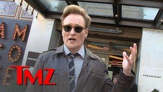 Conan O'Brien Blasts White House for Comedic Treatment of Jim Acosta | TMZ