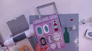 How to Make Vintage Wine Bottle Card