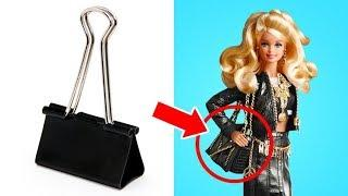 23 AMAZING NEW BARBIE HACKS