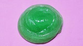 Slime No Glue With Hair Styling Gel ! How To make Slime Easy No Glue