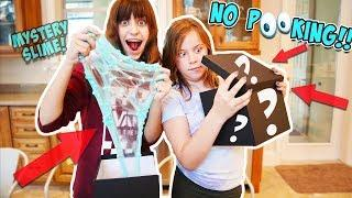 MYSTERY BOX OF SLIME INGREDIENTS CHALLENGE!!