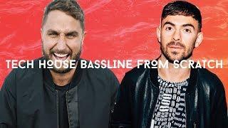 How To Make Tech House Basslines Like Fisher & Patrick Topping [Free Samples]