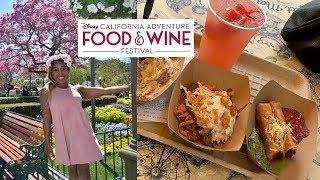 DISNEY FOOD AND WINE FESTIVAL 2019