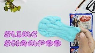 Cara Membuat Slime Shampo