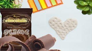Cara Membuat Slime Dari Minuman Chocolatos