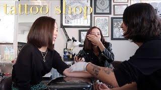 Vlogging in Korean: Scorpio Tattoos, K-Idol Sandwiches, & Wine!