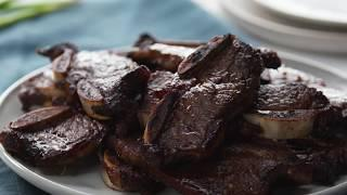 Grilled Korean-Style Short Ribs | 40 Best-Ever Recipes | Food & Wine