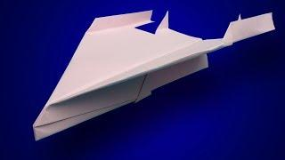 How to make a paper jet airplane that flies 1000 feet far
