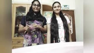 How to make slime ? ❌ without Borax | Akshaya & Druthi | simple & good|