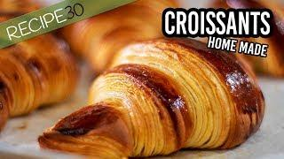 How to make croissants at home and make your house smell like a French bakery