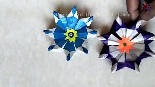 How to make paper flower by Art House | Paper flower DIY by Art House