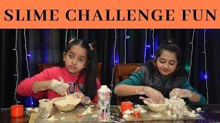 Slime Challenge Fun Video, How to make slime, Hit or Miss, Expectations vs reality, kavishi Rocks,