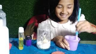 Make Slime Purple  How To Make Slim Purple color