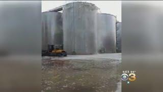 Wine Fermentation Tank Explodes, Spilling8,000 Gallons Of Prosecco