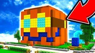HOW TO MAKE A DARZETH HOUSE IN MINECRAFT!!!