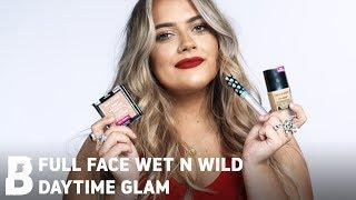 DAYTIME GLAM using ALL wet n wild with Emma's Rectangle | Beauty Bay