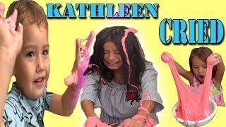 Half Filipino KIDS MAKE SLIME (GONE WRONG)