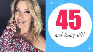 I'm In My 40's and LOVING IT - Here's Why! | WINE DOWN WEDNESDAY